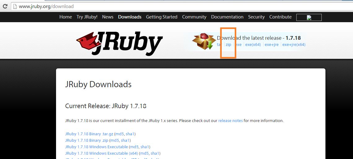 jruby_download