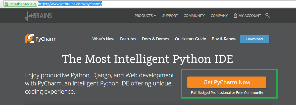 download_pycharm